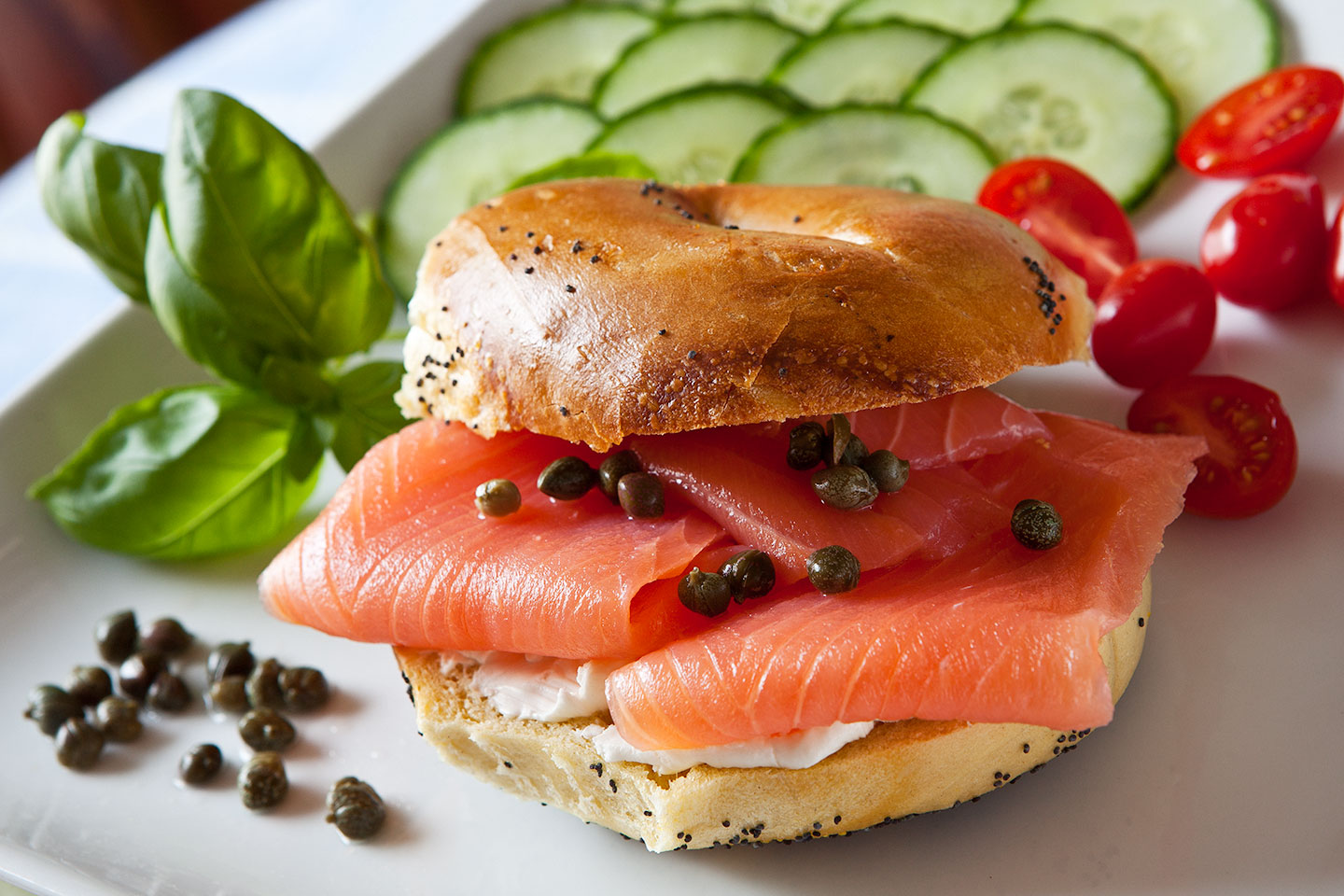 Lox, Bagels and Pickles, oh my!