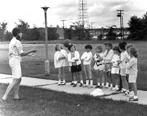 Jewish Community Day Camp_July 1965