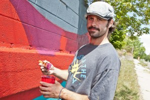 Zak Meers, Mural Designer and Project Director