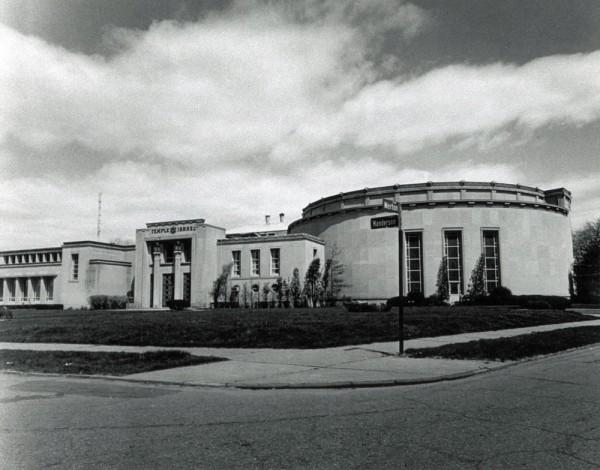 Temple Israel, 1961