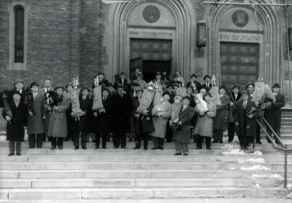Congregation Shaarey Zedek, 1962