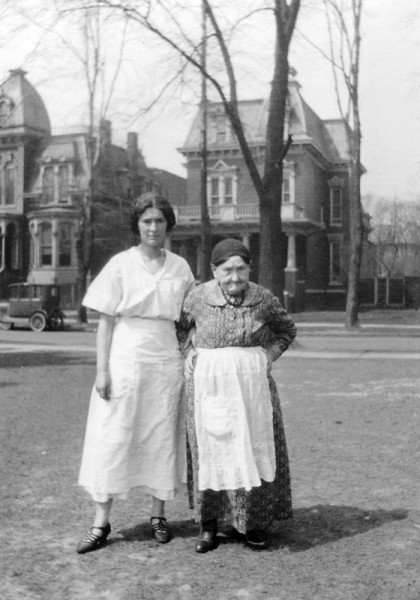 Jewish Old Folks Home, c. 1920