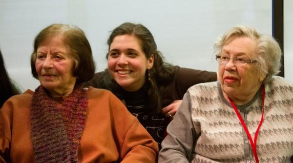 Witness Theater_ Rose Bohm, Shira Starr and Ann Eisenberg