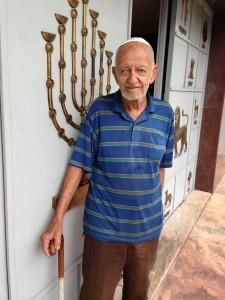 Solomon Gonte at El Patronato Community Center