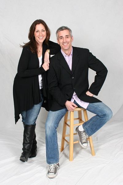 Becca Schlussel and Steve Jasgur