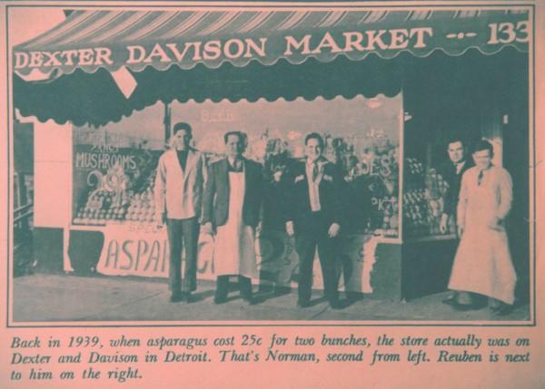 Dexter Davison Market