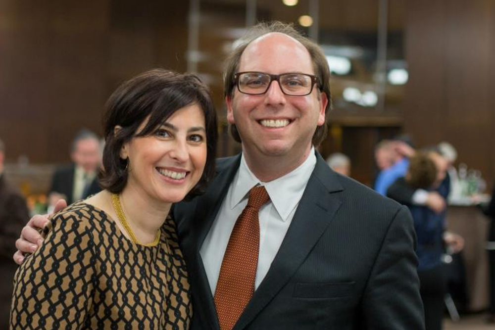 Kari and Eddie Alterman-