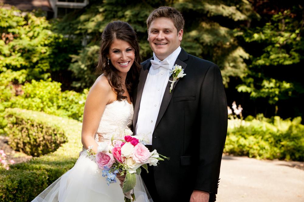 Robyn and Eric Hughey-