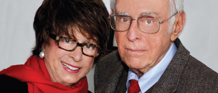 Lois and Avern Cohn