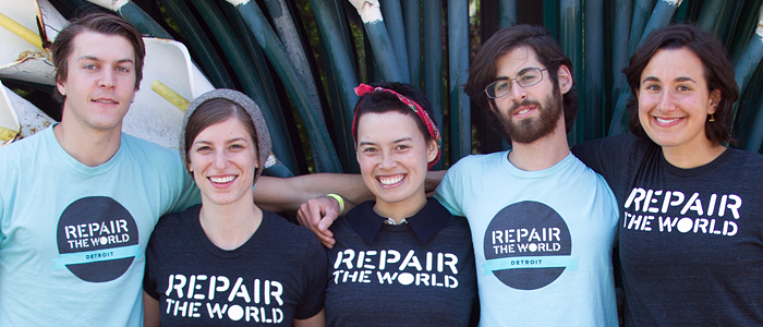 Repair the World Fellows