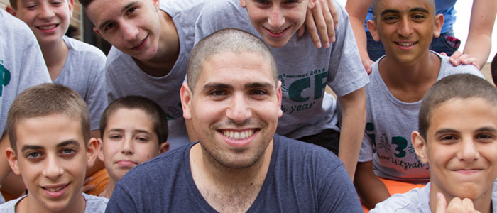 Eviatar Israel Campers
