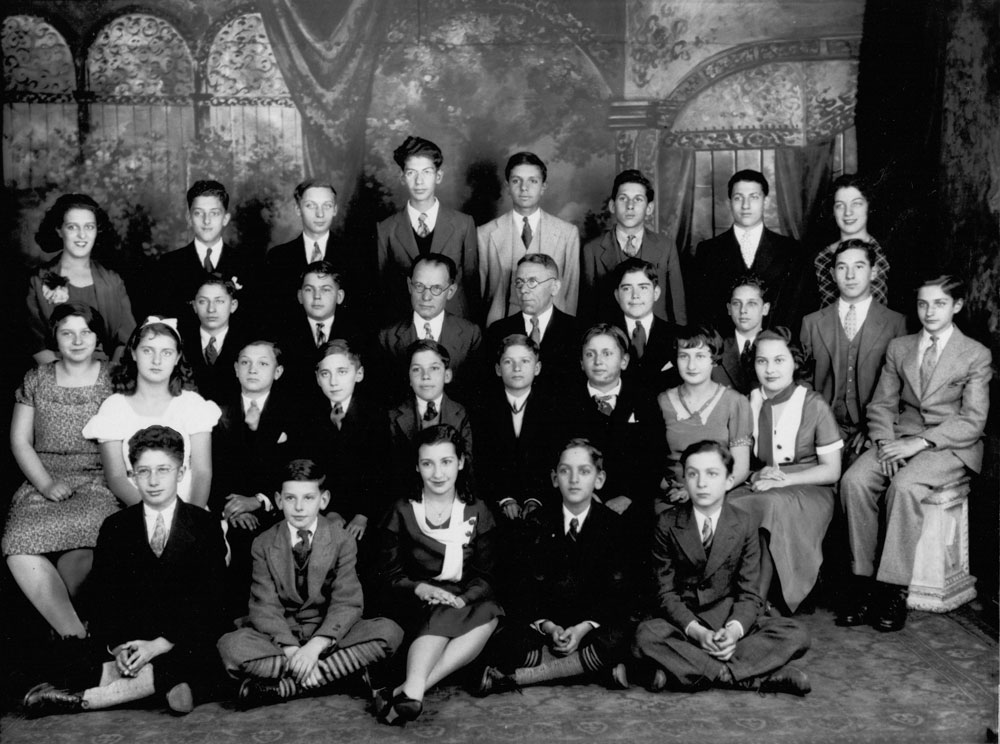 United Hebrew School, 1920s