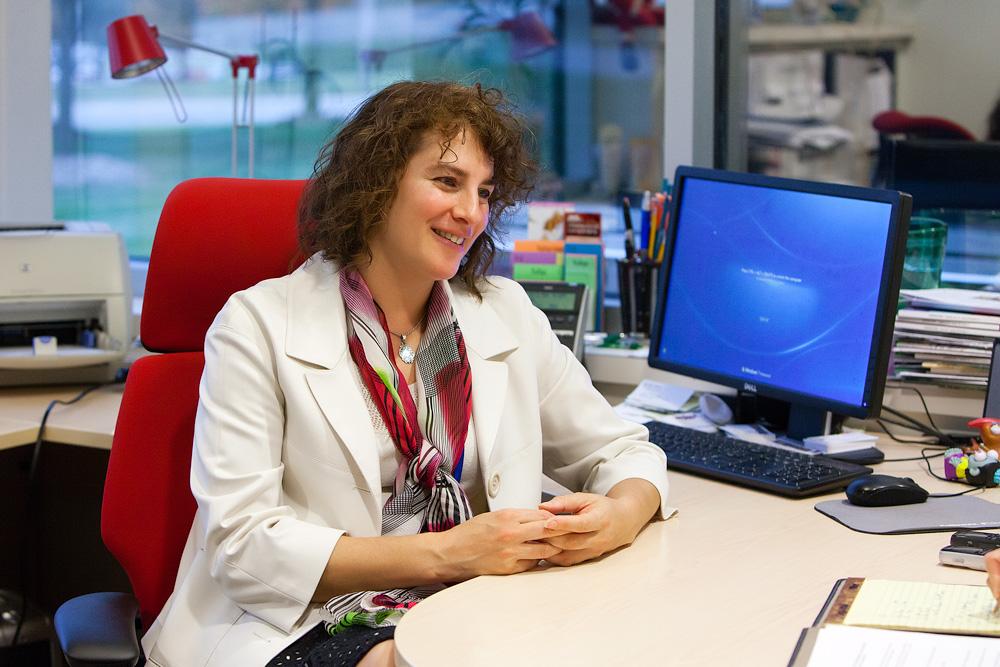 Yuliya Gaydayenko