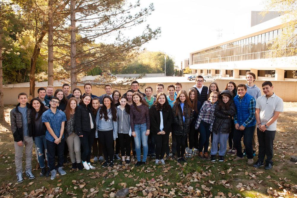 The Jewish Fund 2015 Teen Board