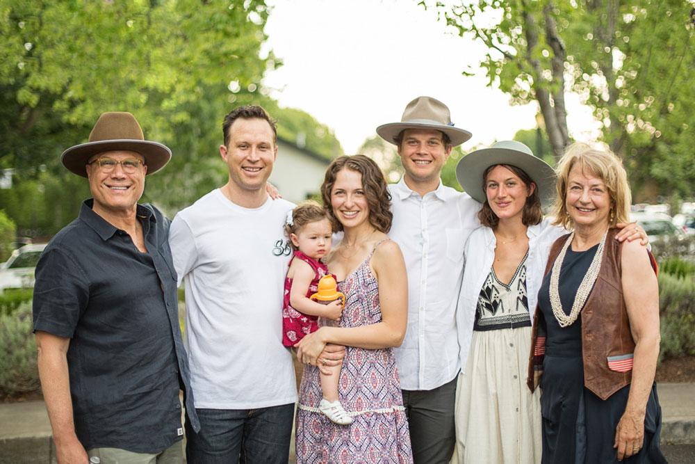 The Adler Family