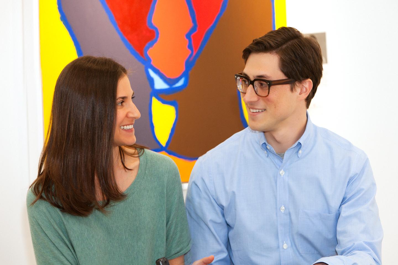 Dani Gillman and Ben Chutz