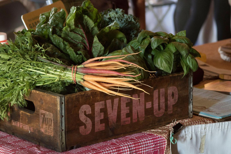 Hazon veggie box
