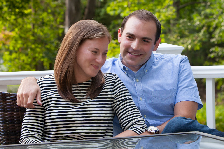 Jonathan and Stacy Schwartz