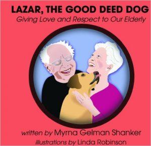 Lazar the good deed dog