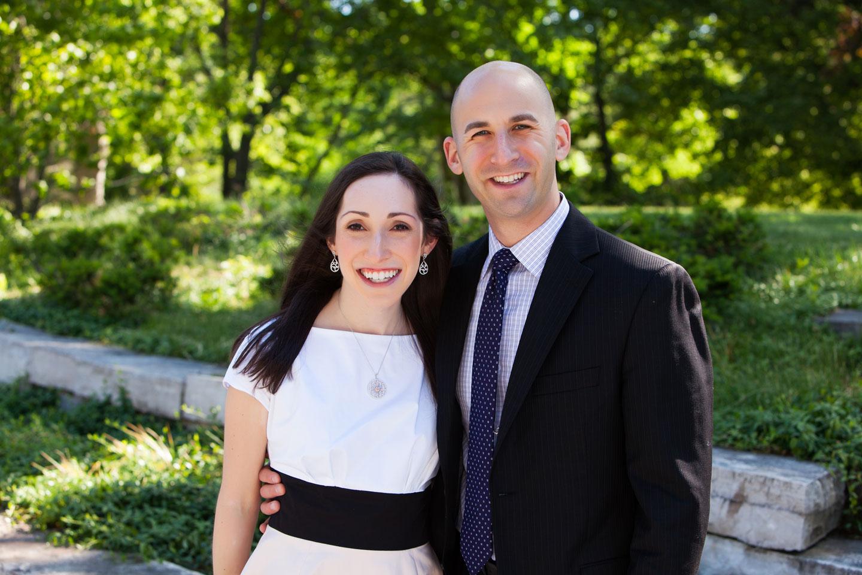 Ilana and Adam Block