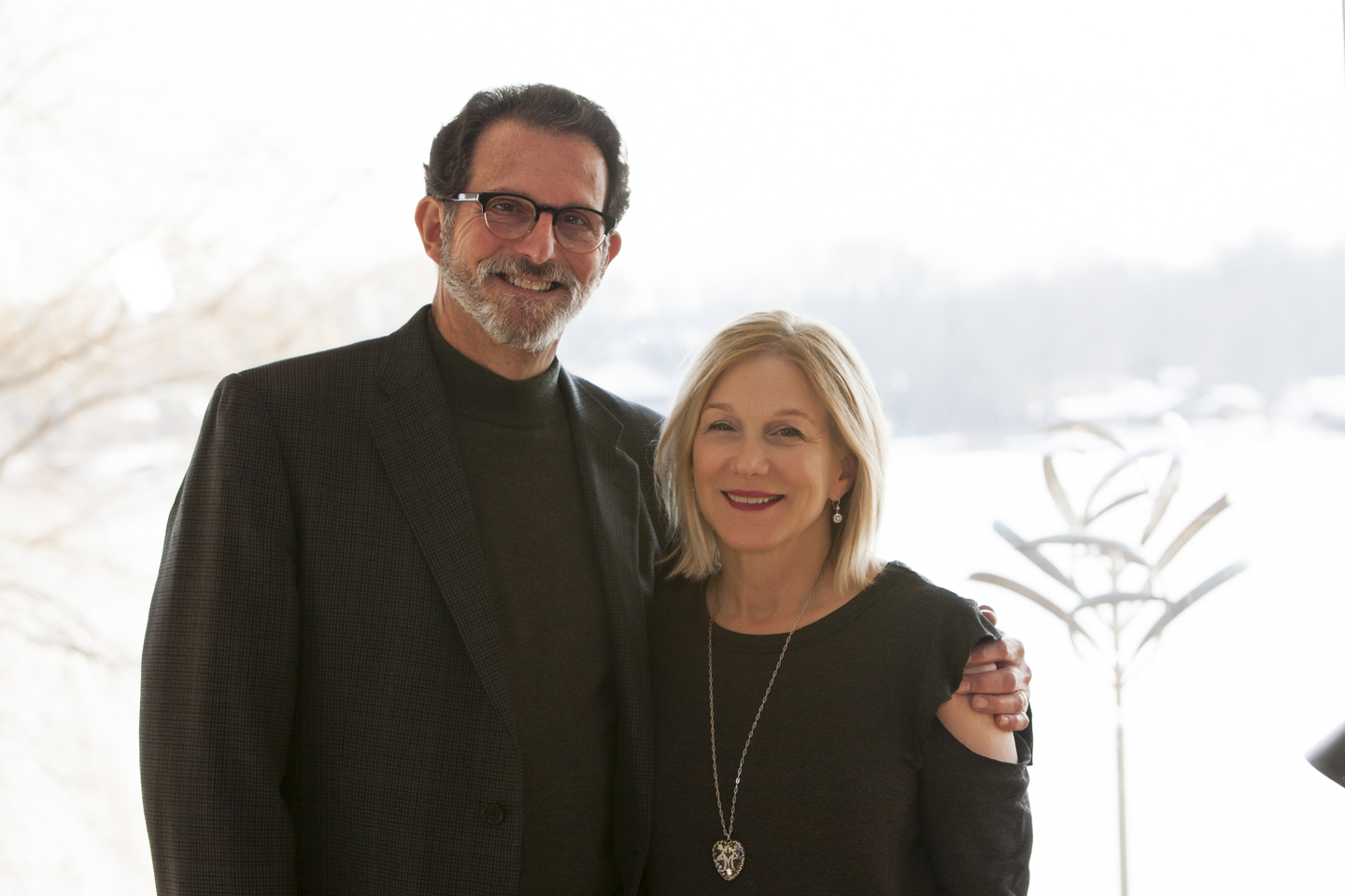 Jeff and Miriam Forman