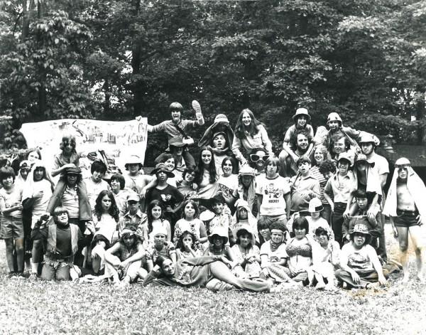 Camp Tamarack, 1960s