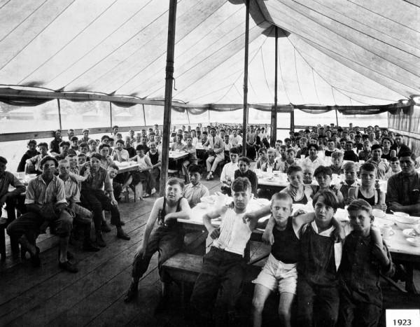 Boys Camp at Venice Beach