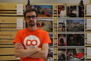 D:hive Graphic Designer, Andy Kopietz