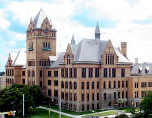 Old Main Building, Wayne State University