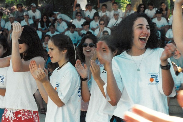 Federation's Miracle Mission for Teens, 1996