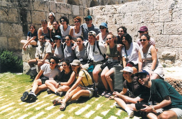 1998 Birthright Israel