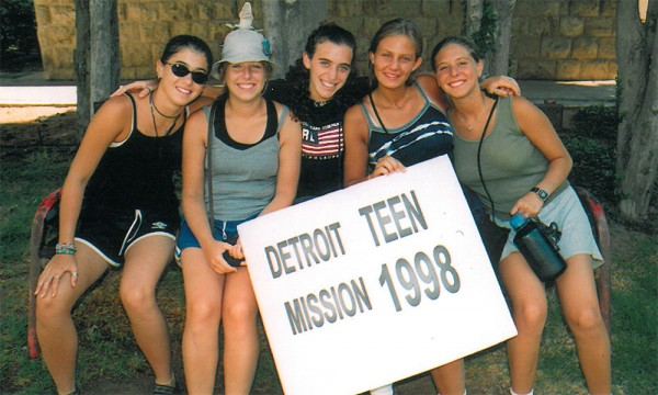 1998 Teen Mission