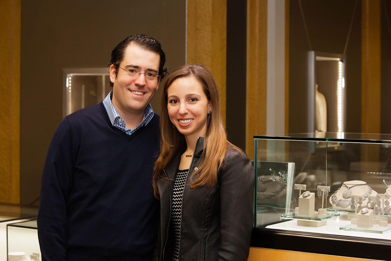 Mark and Leora Tapper