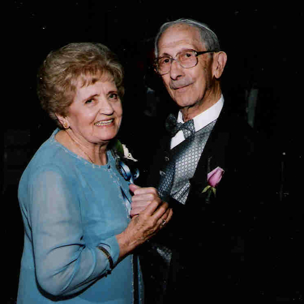 Helen and Manny Hauer