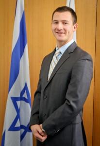 Jordan Barpal in Israel