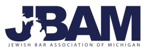 Making its mark, the Jewish Bar Association of Michigan is now up and running.