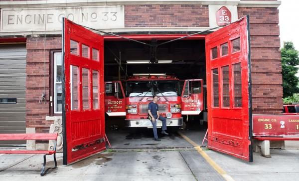 Detroit Firehouse