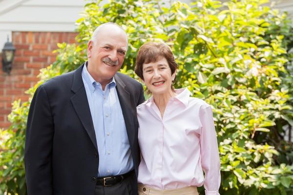 Richard and Sally Krugel