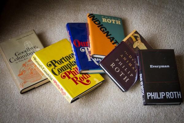 Goodbye, Philip Roth? Unimaginable!