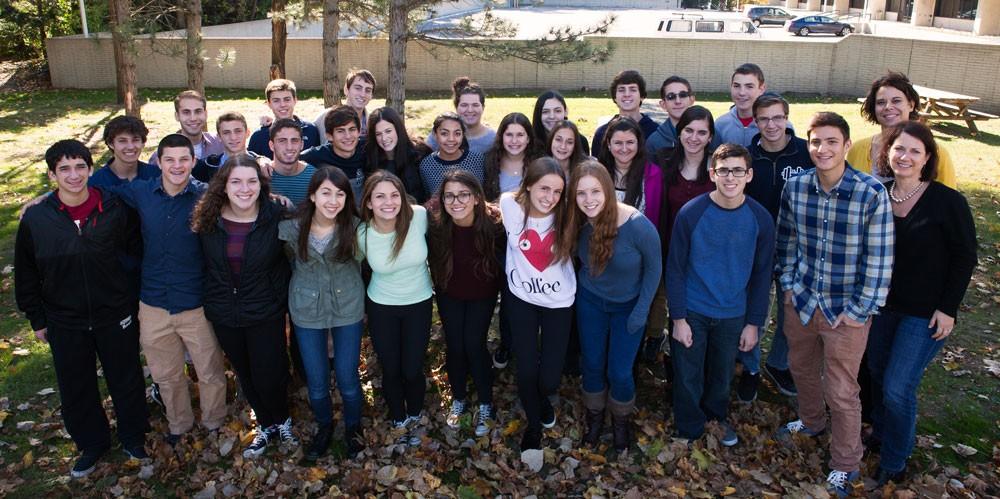 The Jewish Fund Teen Board