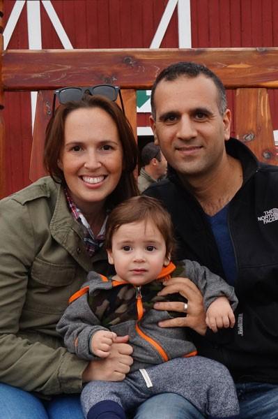Detroiters in Israel