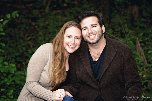 Danielle and Brad