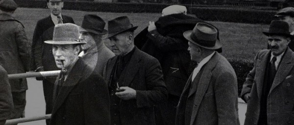 Harry Samuel May at Ellis Island