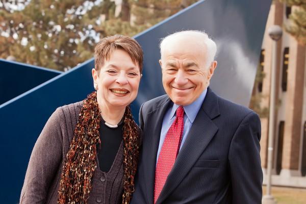 Elaine and Eugene Driker
