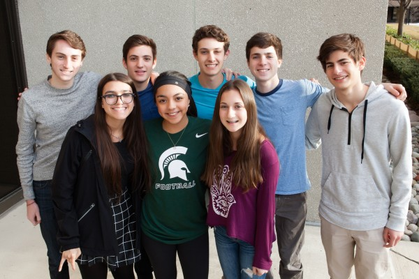 The Jewish Fund Teen Board