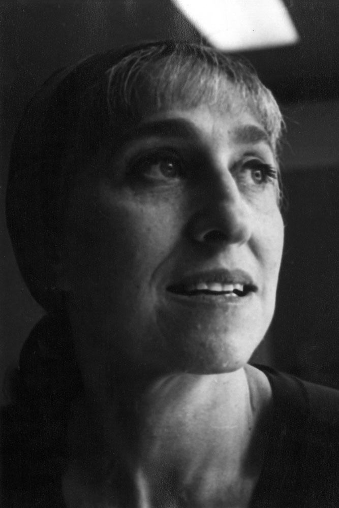 Harriet Berg, 1960s