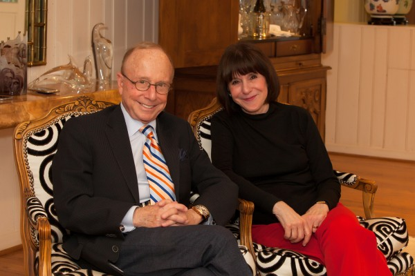 Conrad and Lynda Giles
