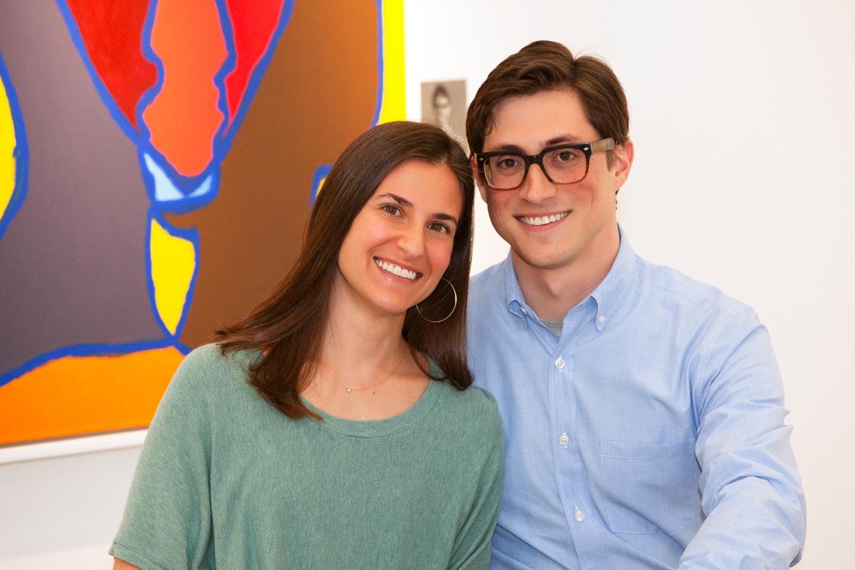 Dani Gilman and Ben Chutz