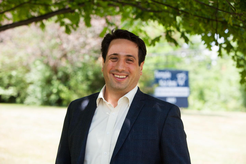 Rabbi Brent Gutmann