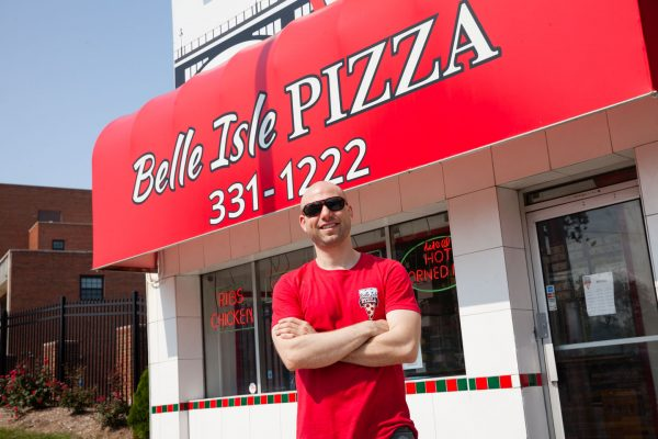 Belle Isle Pizza